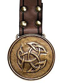 Viking Belt brown