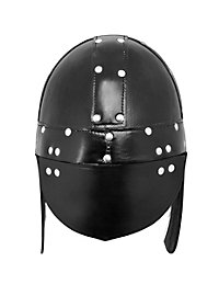 Viking Leather Helmet