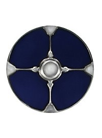 Viking Round Shield blue Foam Weapon