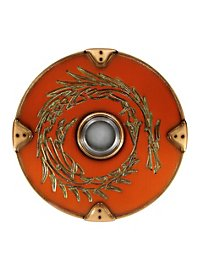 Viking Round Shield Deluxe red Foam Weapon