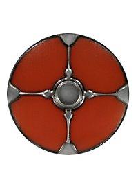 Viking Round Shield red Foam Weapon