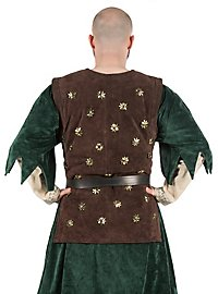 Viking Tunic Deluxe brown