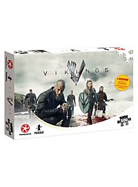 Vikings - Puzzle The World Will be Ours