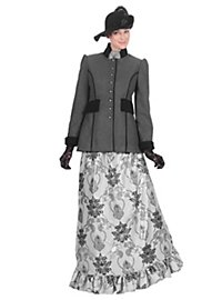 Viktorianische Schönheit Kostüm
