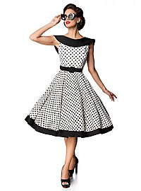 Vintage swing dress sleeveless