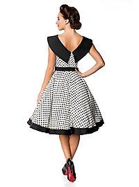 Vintage Swing-Kleid ärmellos