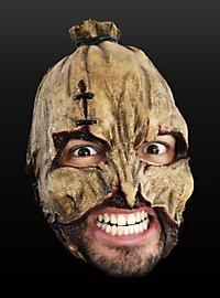 Vogelscheuche Kinnlose Maske aus Latex