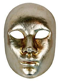 Volto argento - Venezianische Maske