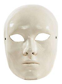 Volto bianco Femminile Venetian Mask