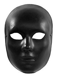 Volto nero Femminile Venezianische Maske