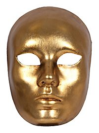 Volto oro Femminile Venetian Mask