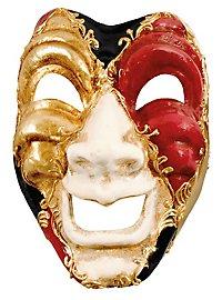 Volto ridi colore - masque vénitien