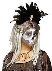 Voodoo queen wig