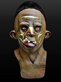 Voodoodoktor Maske aus Latex