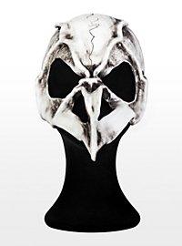 Vulture Skull Leather Half Mask