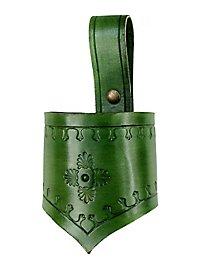 Schwerthalter - Waldläufer, grün
