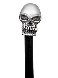 Walking Stick Skull