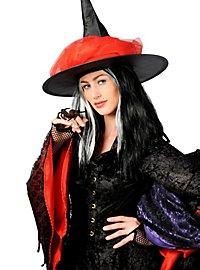 Walpurgishexe rot Kostüm
