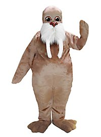 Walrus Mascot