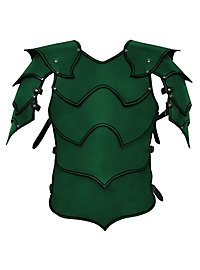 Warlord Leather Armor green