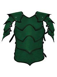 Warlord Leather Armor green