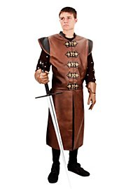 Warrior Deluxe Tunic brown