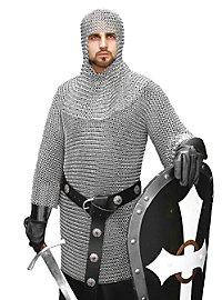 Chainmail Hauberk - Warrior
