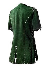 Warrior Maid Leather Tunic