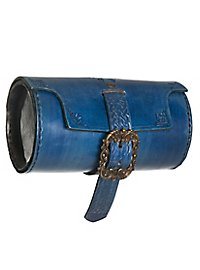 Warrior Pouch blue