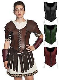 Leather Armour - Gladiatress