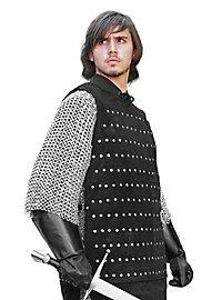 Warrior's Brigandine Black