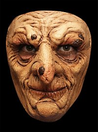Warty Witch Horror Mask