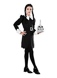 Wednesday Addams Kids Costume