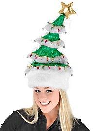 Weihnachtsbaum Mütze