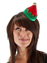 Weihnachtself Mini Hut