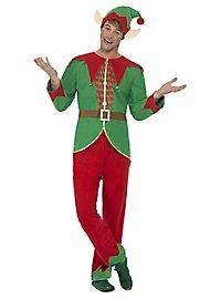Weihnachtshelfer Kostüm
