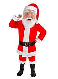 Weihnachtsmann Maskottchen