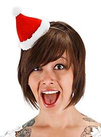 Weihnachtsmann Mini Hut