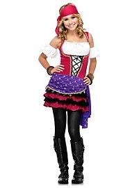 Weissagerin Kostüm für Jugendliche