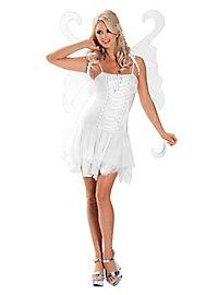 Weiße Fee Kostüm