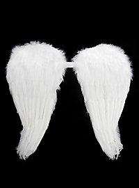 Weiße Flügel Valentinsengel