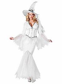 Weiße Hexe Kostüm