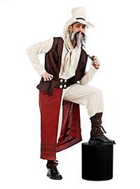 Weltreisender Kostüm