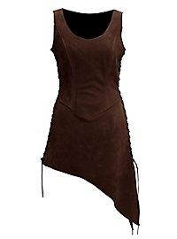 Wench Tunic dark brown