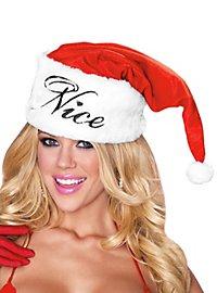 Wendemütze Weihnachtsfrau