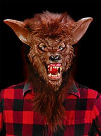 Werewolf brown Mask