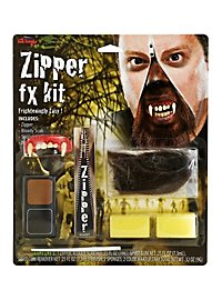 Werewolf Skin Zipper SFX Kit