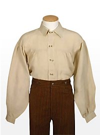 Western Gambler Shirt natural