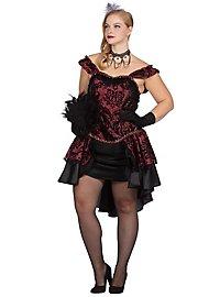 Western Saloon Girl Kostüm