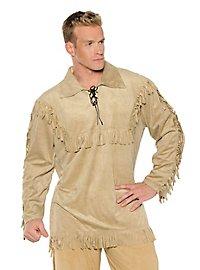 Western shirt trapper